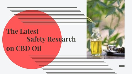 The Latest Safety Research on CBD Oil